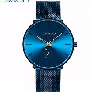 New Men women's Think  Quartz Dress Watches Unisex
